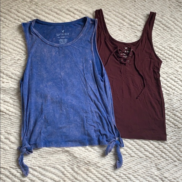2 for 1 NWOT American Eagle Tank Tops